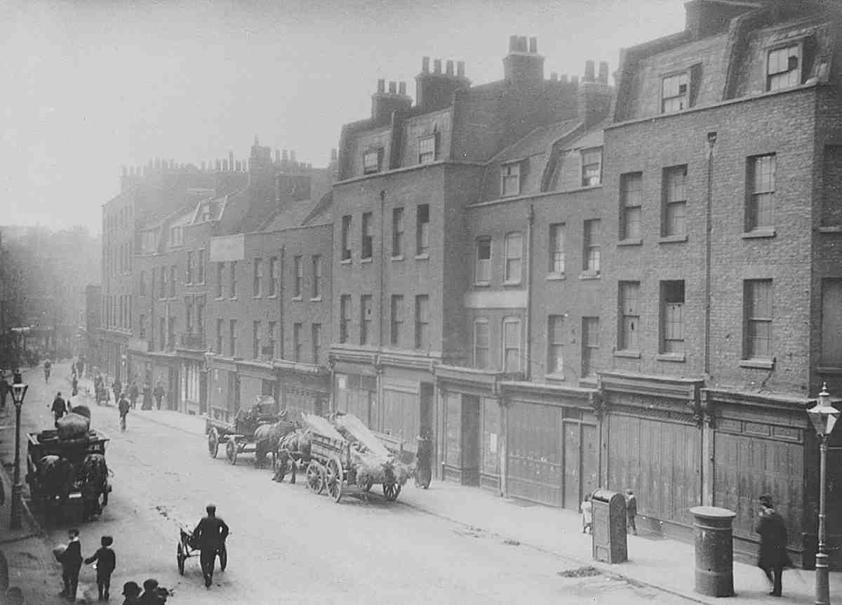 St John Street c. 1900