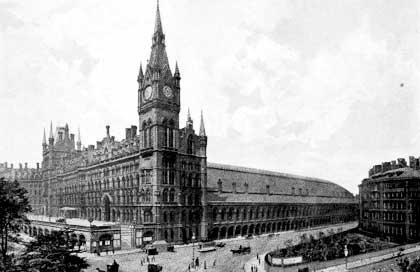 St Pancras c.1860